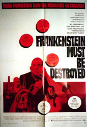 Frankenstein Must Be Destroyed Poster 7