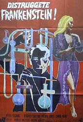 Frankenstein Must Be Destroyed Poster 8