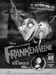Frankenweenie Poster 5