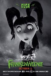 Frankenweenie Poster 6