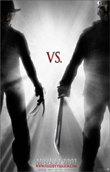 Freddy Vs. Jason Poster 1