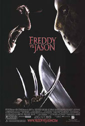 Freddy Vs. Jason Poster 2