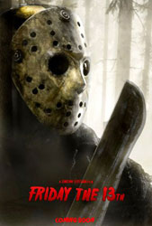 Friday the 13th Poster 6