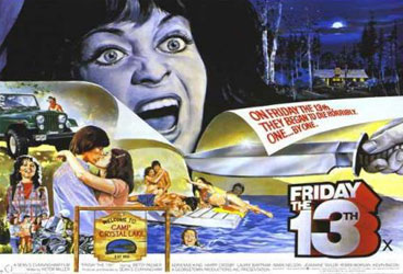 Friday the 13th Poster 8
