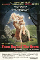 From Beyond the Grave Poster 1