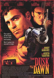 From Dusk Till Dawn Poster 1
