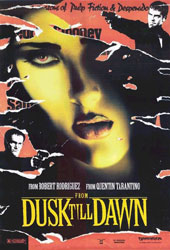 From Dusk Till Dawn Poster 3