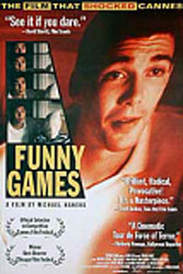 Funny Games Poster 3