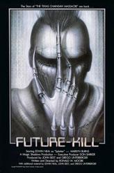 Future-Kill Poster 1