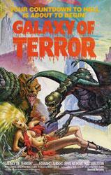 Galaxy of Terror Poster 1
