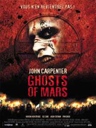 Ghosts Of Mars Poster 3