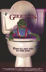 Ghoulies Poster 1