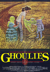 Ghoulies Poster 2