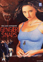 Ginger Snaps Poster 1