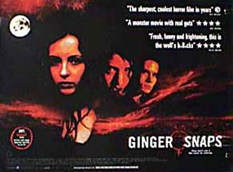 Ginger Snaps Poster 4