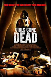 Girls Gone Dead Poster 2