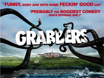 Grabbers Poster 1