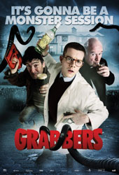 Grabbers Poster 2