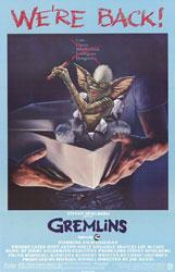 Gremlins Poster 2