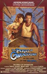 Gwendoline Poster 1