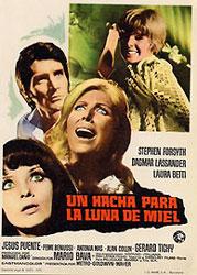 Hatchet for the Honeymoon Poster 2