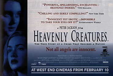 Heavenly Creatures Poster 4