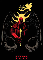 Hellboy II: The Golden Army Poster 1