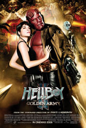 Hellboy II: The Golden Army Poster 13