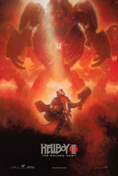 Hellboy II: The Golden Army Poster 5