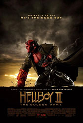 Hellboy II: The Golden Army Poster 7