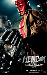 Hellboy II: The Golden Army Poster 8