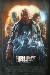 Hellboy Poster 3