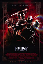 Hellboy Poster 6