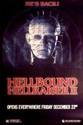 Hellbound: Hellraiser II Poster 1