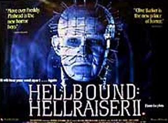 Hellbound: Hellraiser II Poster 3
