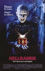 Hellraiser Poster