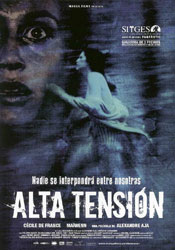 High Tension Poster 2