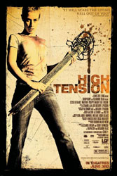 High Tension Poster 3