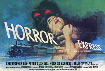 Horror Express Poster 2