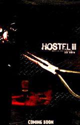 Hostel: Part III Poster 2