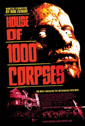 House Of 1000 Corpses Poster 1