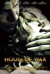House of Wax Poster 2
