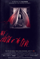 The House of the Devil Poster 1