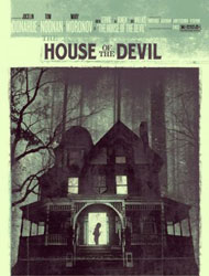 The House of the Devil Poster 2