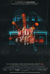 The House of the Devil Poster 4