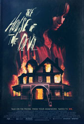 The House of the Devil Poster 6