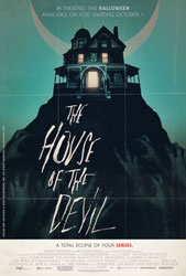 The House of the Devil Poster 7