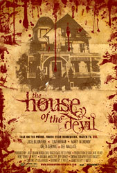The House of the Devil Poster 8