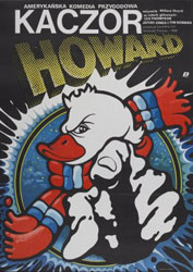 Howard the Duck Poster 4