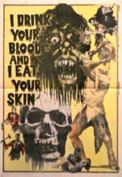 I Drink Your Blood Poster 6
